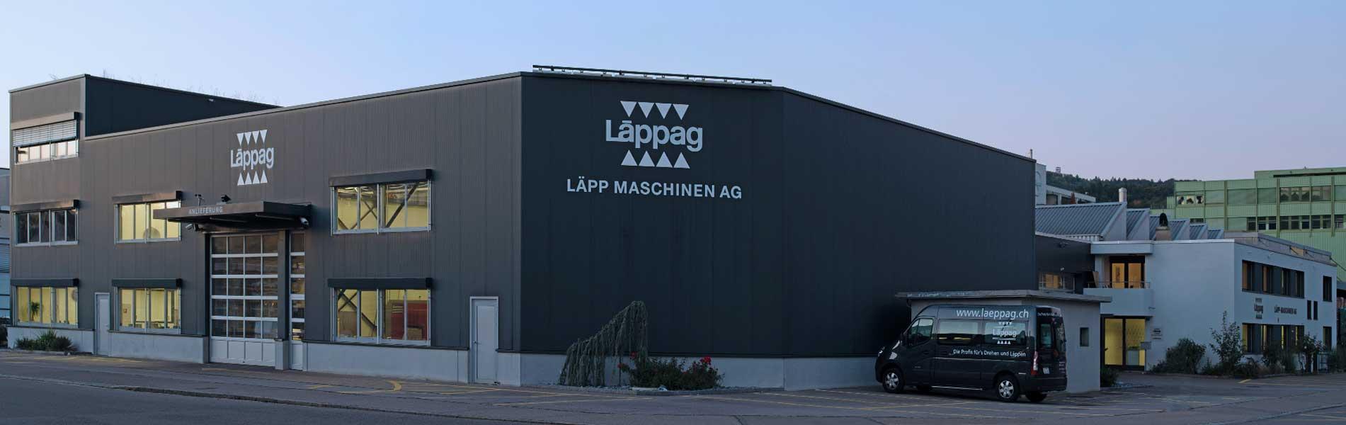 Läpp Maschinen AG